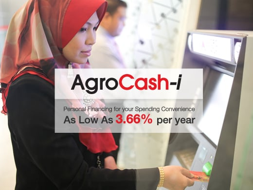 Agrocash-i Personal Fiancing