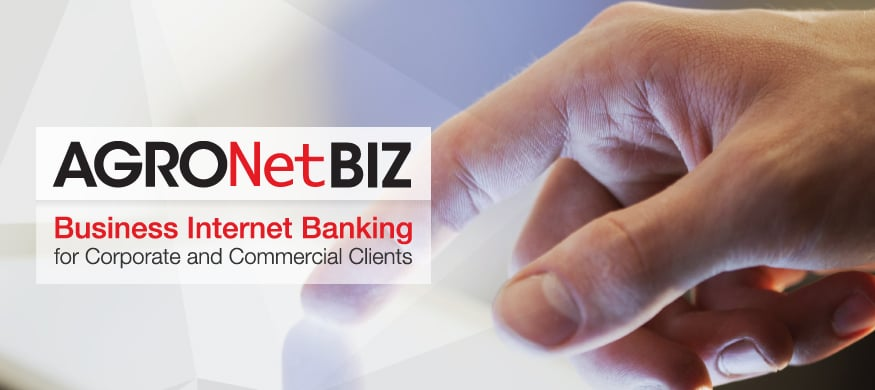 AGRONetBIZ (Business Internet Banking)