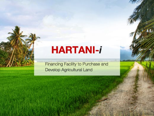 Hartani-i Financing facility
