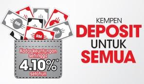 Deposit for All