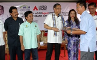 Gallery - Majlis Pelantikan AGROAGent Peringkat Negeri Sabah & Perasmian Cawangan Agrobank Semporna, Sabah