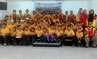 Gallery - Team Building Programme by Tunas Juara Foot Ball Club(TJFC) in association with Agrobank