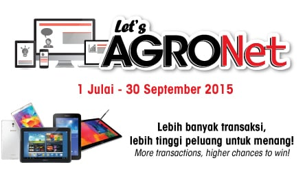 Let's AGRONet Campaign