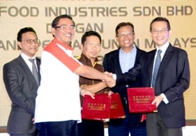 Gallery - Signing Ceremony Ramly Food Industries With Agrobank And Bank Pembangunan Malaysia Bhd