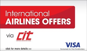 International Airlines Offers Campaign