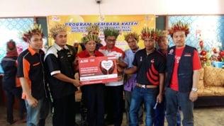 Gallery - Majlis Penyampaian Kad Takaful Kasih kepada SK Bihai, Gua Musang, Kelantan, sempena Program Kembara Kasih
