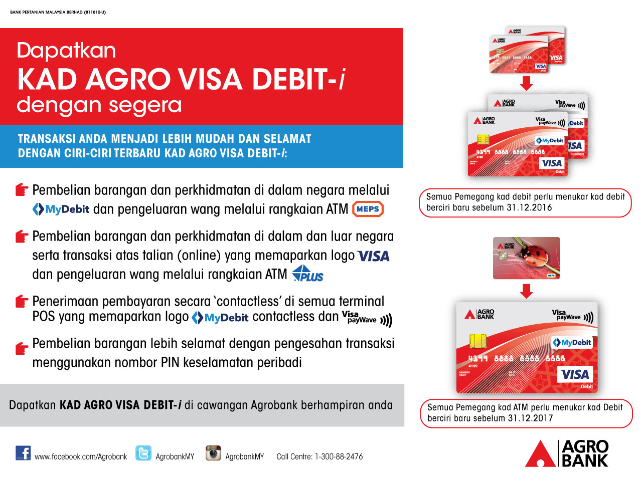 Agro visa business debit card i agrobank agro visa business debit card i the card that balances your business and lifestyle needs both domestic and internationally it helps business thrive with a colourmoves Choice Image