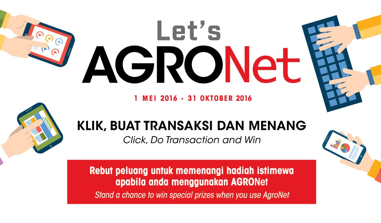 Let's AgroNet!