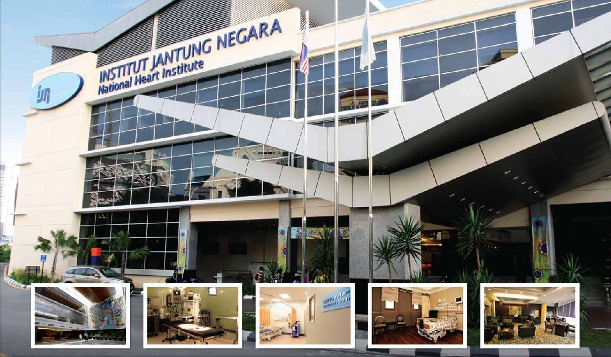 Enjoy up to 20% discount for Wellness Packages at Institut Jantung Negara (IJN)