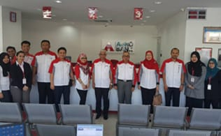Gallery - Official visit to Agrobank Selangau Branch, Mukah and Sibu