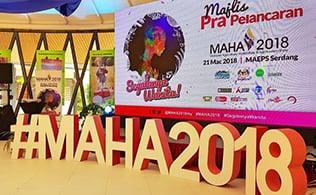 Gallery - Majlis Pra Perasmian MAHA 2018