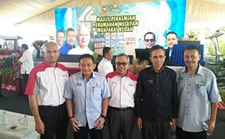 Gallery - Majlis Perasmian Perumahan Nelayan Muafakat Kedah