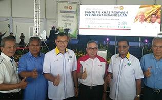 Gallery - Majlis Pelancaran Bantuan Khas Pesawah Peringkat Kebangsaan (Alor Biak, Kedah)