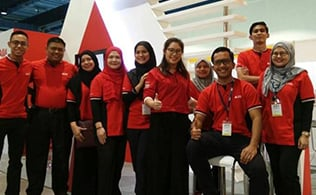 Gallery - Malaysia Career & Training Fair 2018