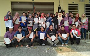 Gallery - ADP Training 2018, Slim River, Perak