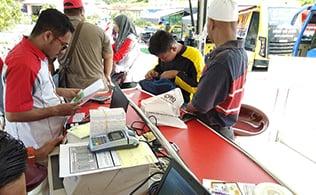 Gallery - Program Fiesta NBOS Mesra Rakyat Bentong