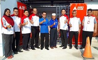 Gallery - ATM launching (Felda Chemomoi, Pahang)