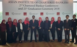 Gallery - 21st Graduation Ceremony Asian Institute of Chartered Bankers