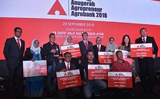 Gallery - Anugerah Agropreneur Agrobank 2018