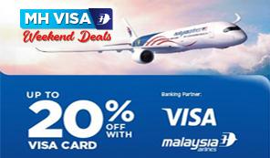 MH-Visa Weekend Deals – potongan hingga 20%