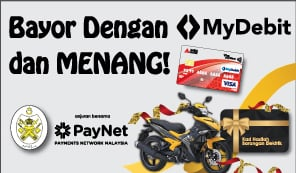 MyDebit Campaign with the State Government Agencies in Terengganu