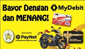Kempen MyDebit bersama Agensi Kerajaan Negeri Terengganu