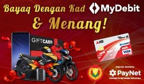 Kempen MyDebit bersama Agensi Kerajaan Negeri Kedah