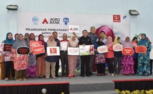 Gallery - Majlis Perasmian Program Pembiayaan Mikro Agro Nisaa-i untuk Komuniti Nelayan, Dewan Komuniti, Kompleks LKIM, Kuala Kedah, Kedah
