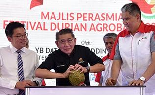 Gallery - Festival Durian Agrobank
