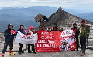 Gallery - XPDC Pendakian Gunung Kinabalu