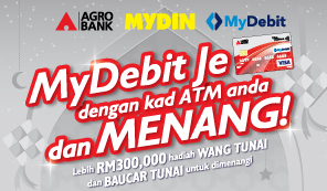 MyDebit Campaign with Mydin