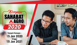 Kempen SAHABAT AGRO 2020
