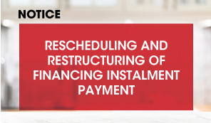 Thumbnail - Rescheduling and Restructuring of Financing Instalment Payment