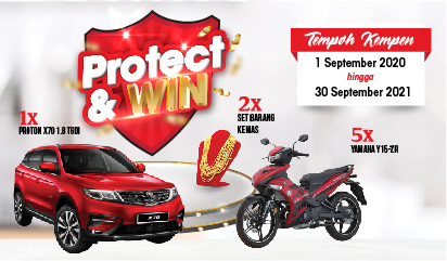 Kempen 'Protect & Win'