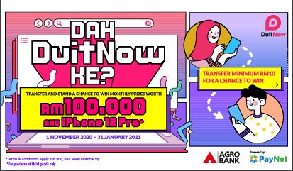 PayNet : Dah DuitNow Ke?