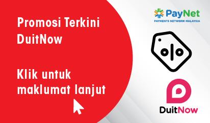 Promosi Terkini DuitNow