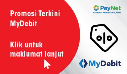 Promosi Terkini MyDebit