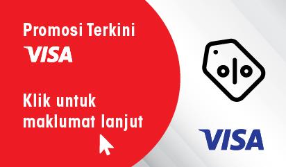 Promosi Terkini VISA